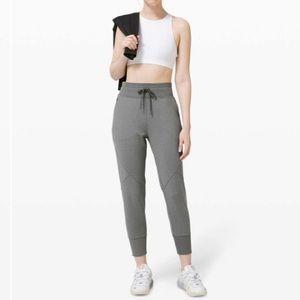Lulu grey joggers